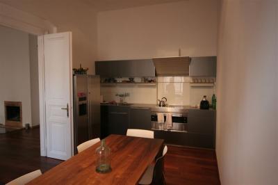 American kitchen.