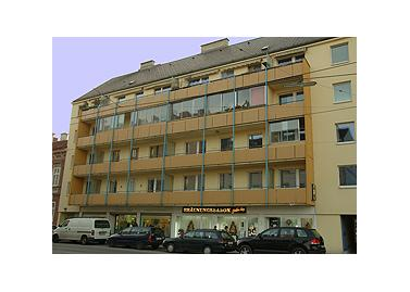 Apartment Alt-Nussdorf