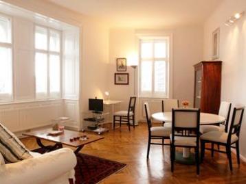 Apartment Augarten Blick