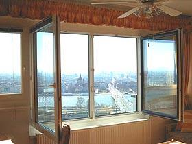 Vienna Skyline Apartment