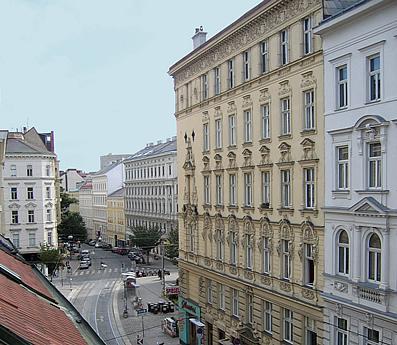 Nice Vienna View