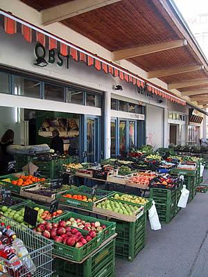 Vorgartenmarkt